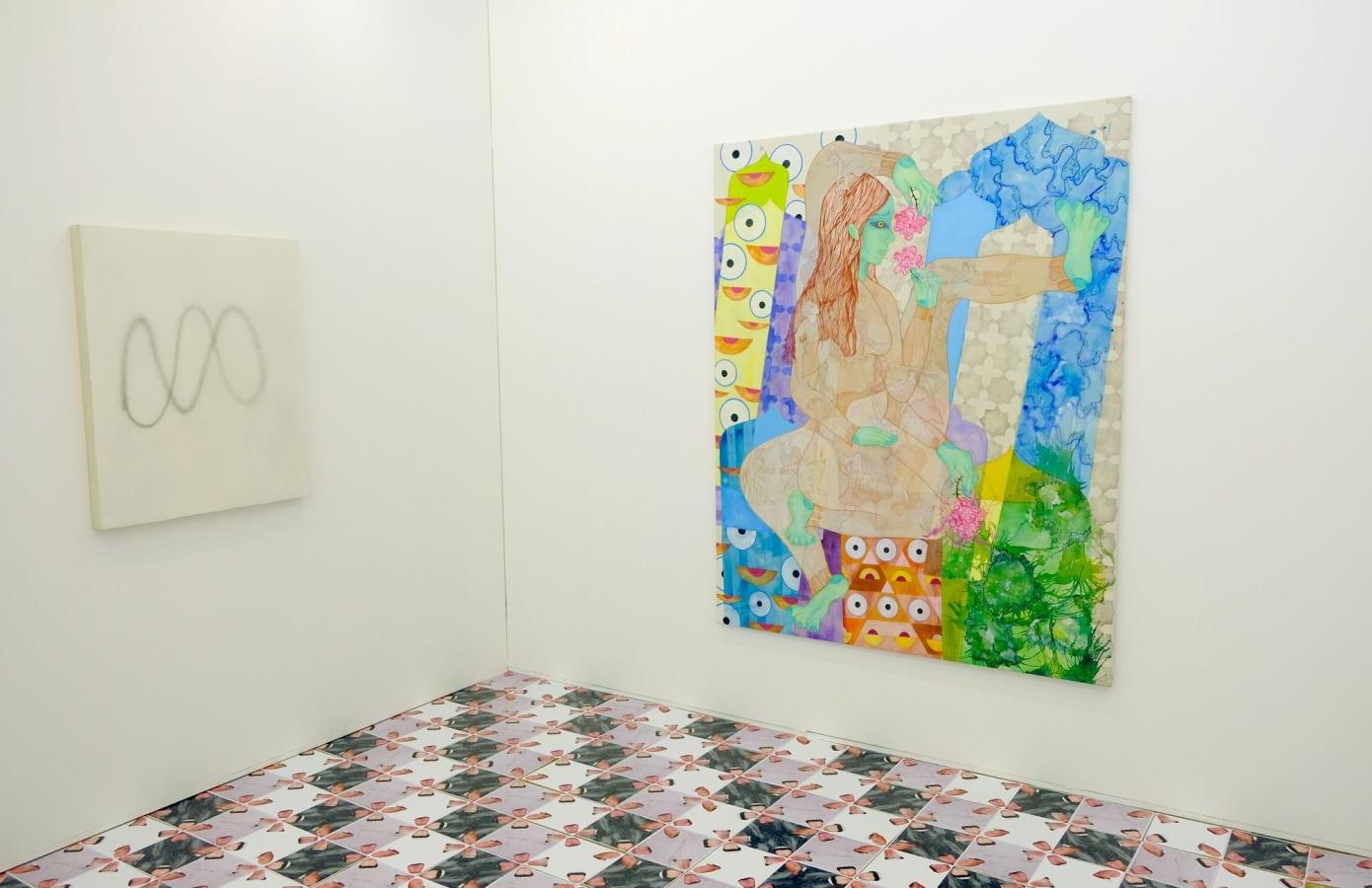 Art Rotterdam 2019, Sophie Reinhold,