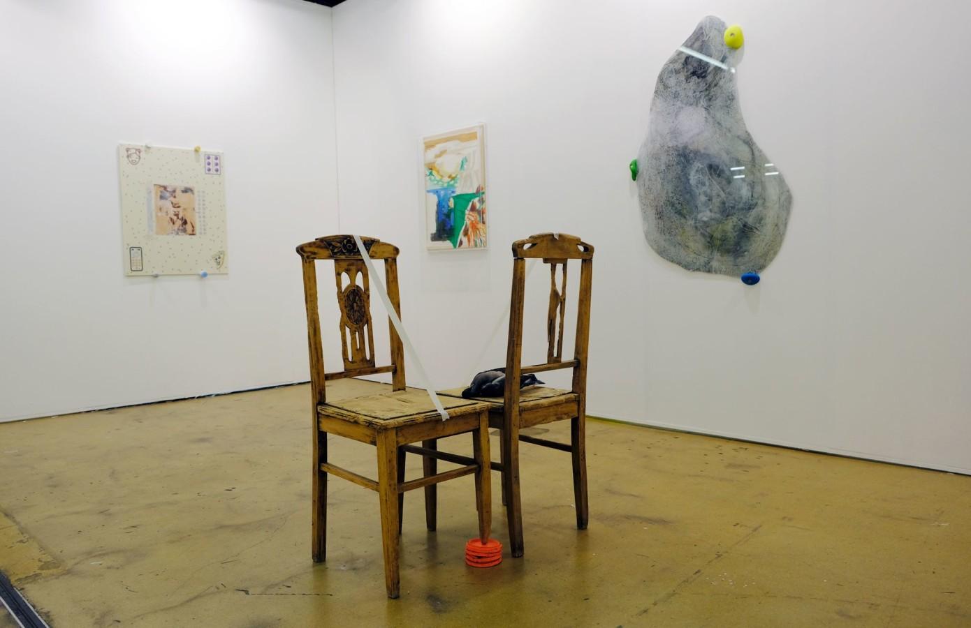 Art Rotterdam 2019, Christine Moldrickx, Janis Rafa, Juliaan Andeweg, Katja Mater, Marien Schouten, Navid Nuur, Pieter Engels,