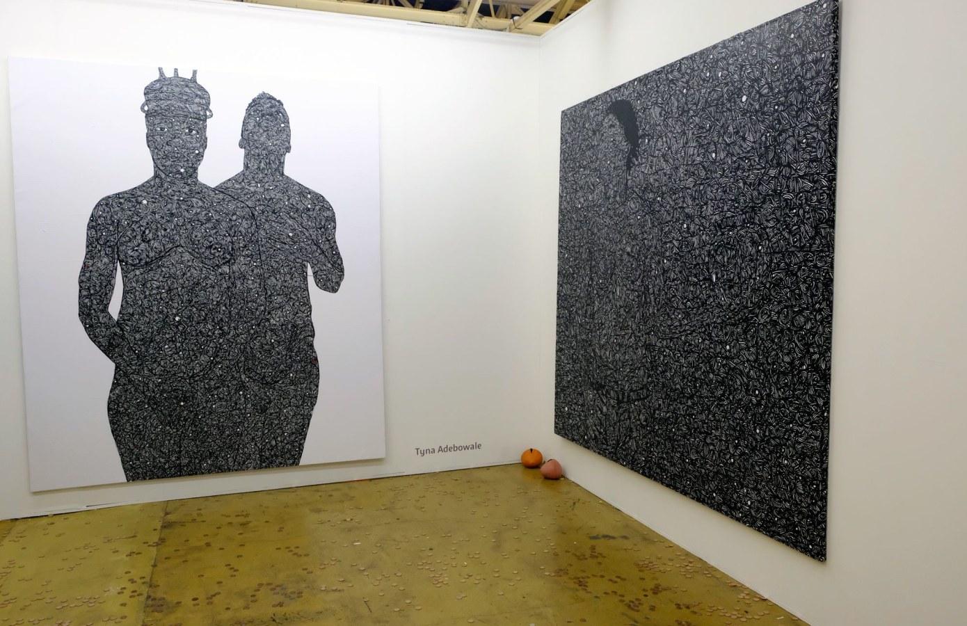 Art Rotterdam 2019, Tyna Adebowale,