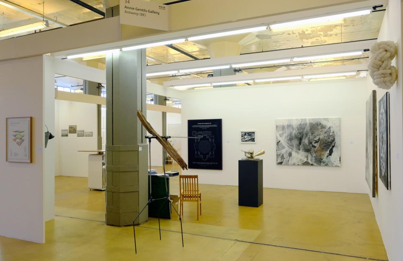 Art Rotterdam 2019, Marie Cloquet, Wesley Meuris, Thom Puckey, Marc Rossignol,