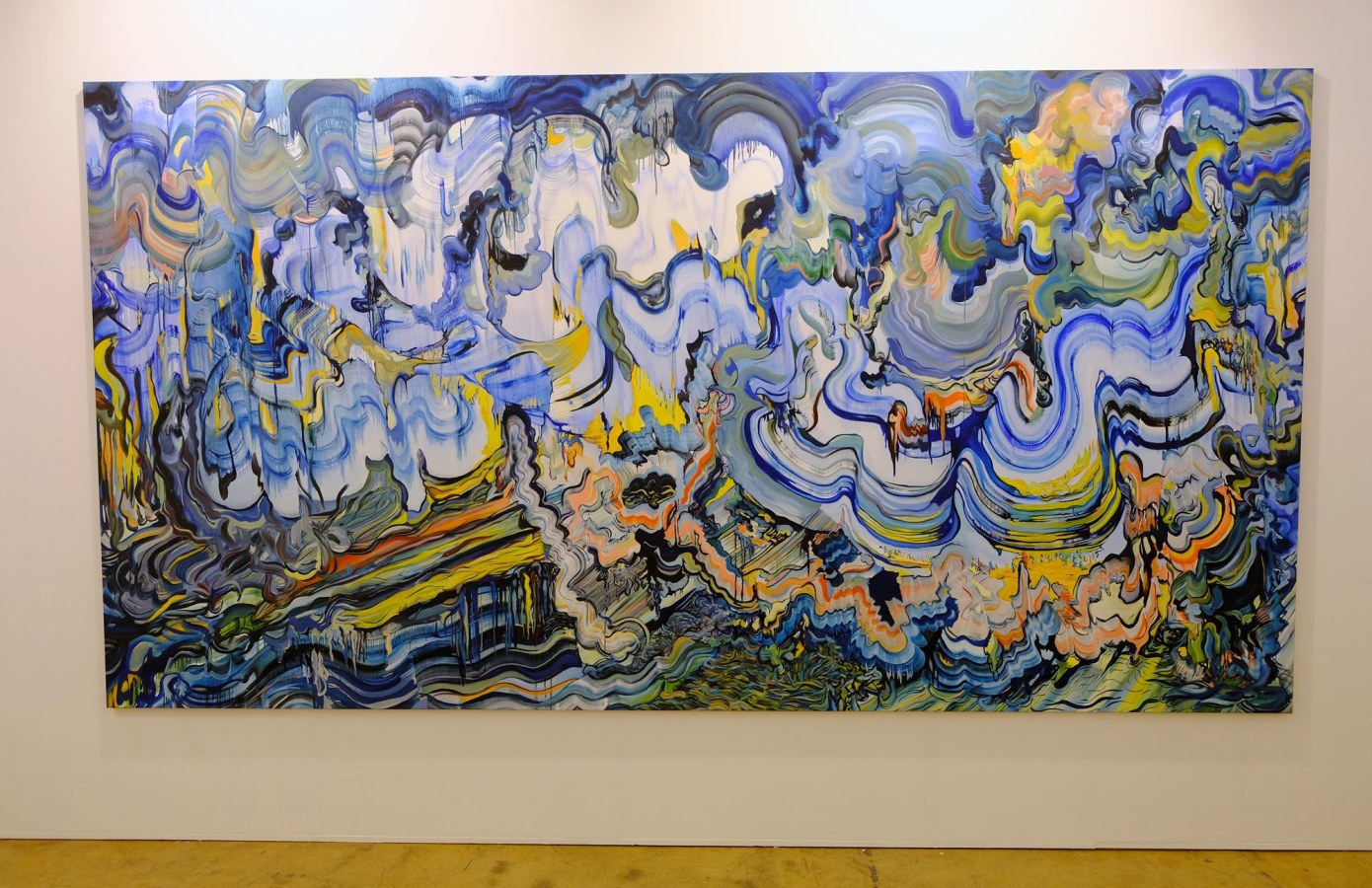 Art Rotterdam 2019, Diana Roig, Ulla-Stina Wikander,