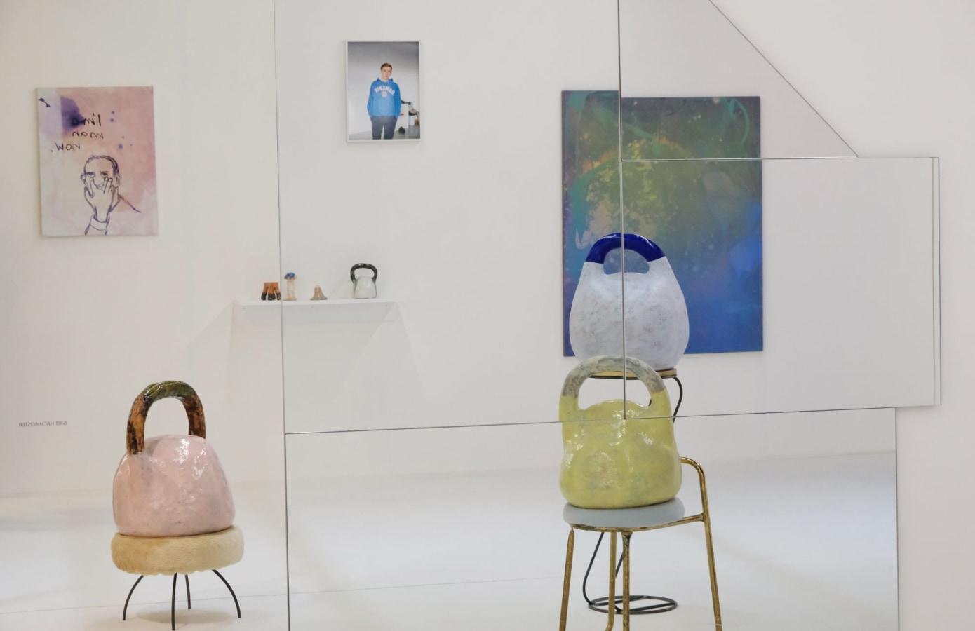 Art Rotterdam 2019, FAMED, Grit Hachmeister, Matthias Reinmuth,