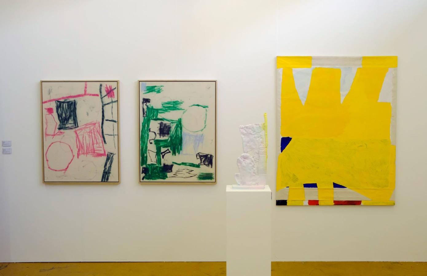 Art Rotterdam 2019, Daniel Jensen, Kes Richardson,