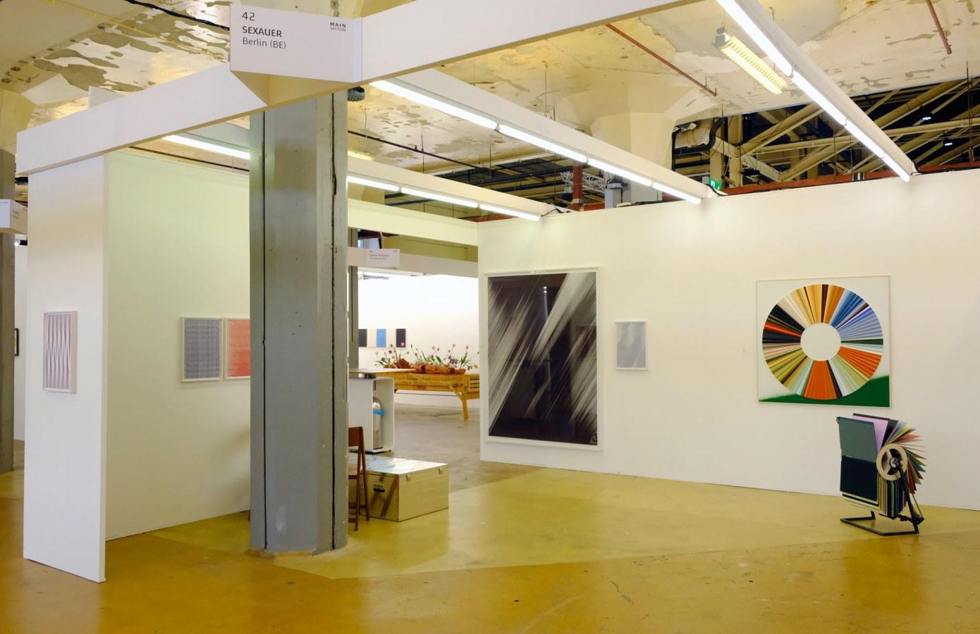Art Rotterdam 2019, Alexander Iskin, Caroline Kryzecki, Jay Gard,