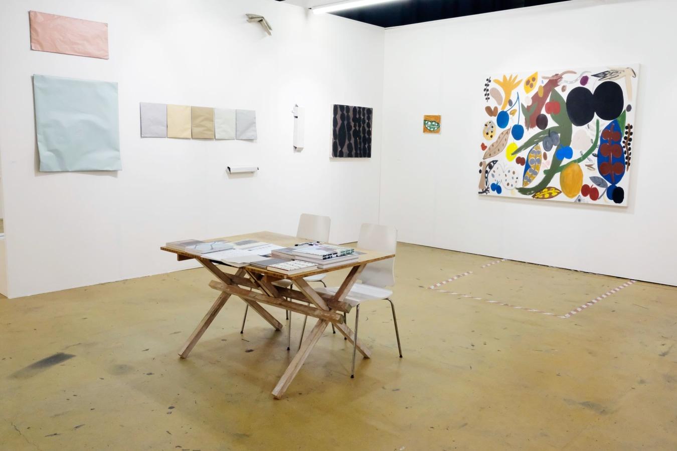 Art Rotterdam 2019, Klaas Kloosterboer, German Stegmaier, Tuukka Tammisaari, Nahum Tevet, JCJ Vanderheyden, Johan De Wit, Ronald Noorman †,