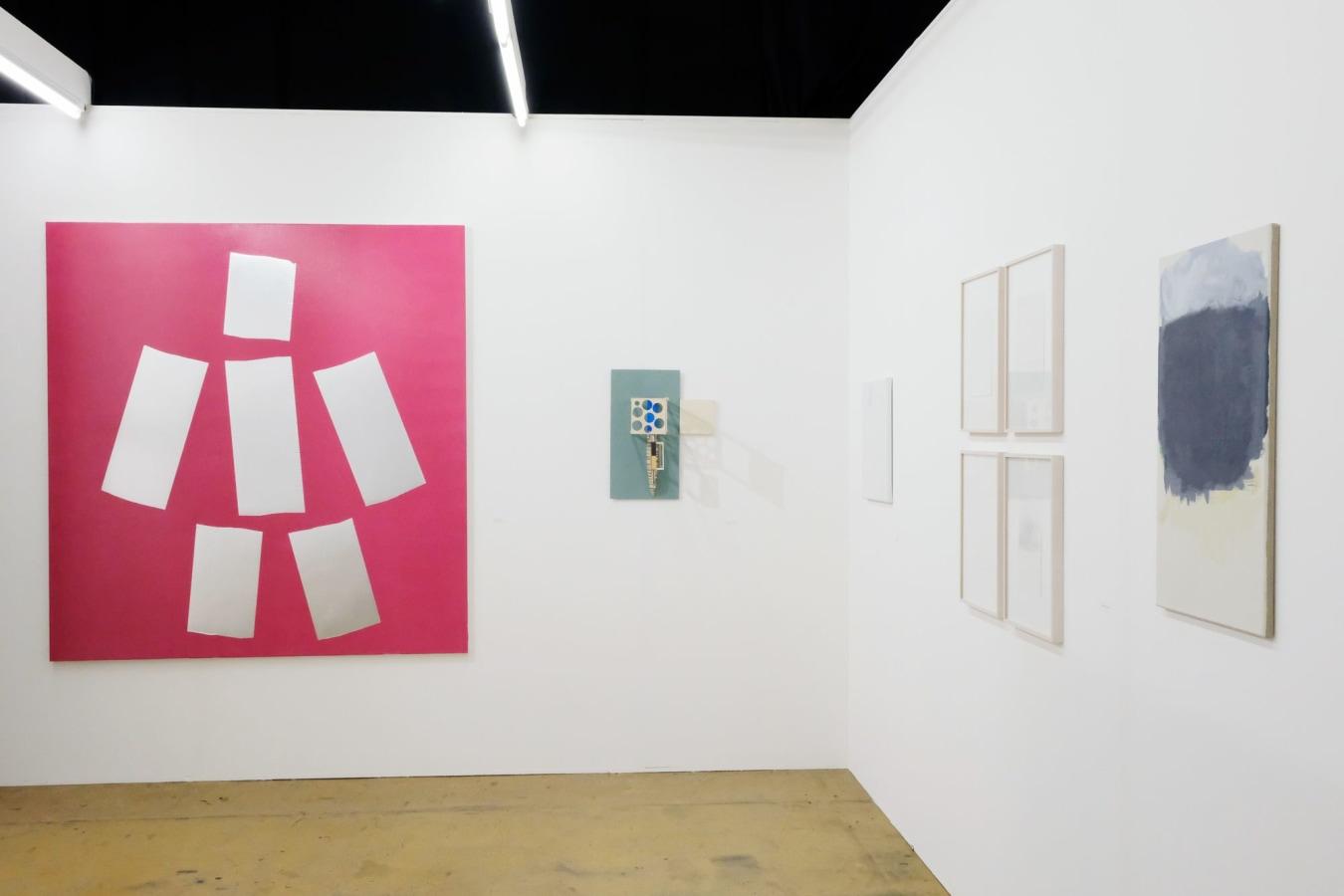 Art Rotterdam 2019, German Stegmaier, JCJ Vanderheyden, Johan De Wit, Klaas Kloosterboer, Nahum Tevet, Ronald Noorman †, Tuukka Tammisaari,