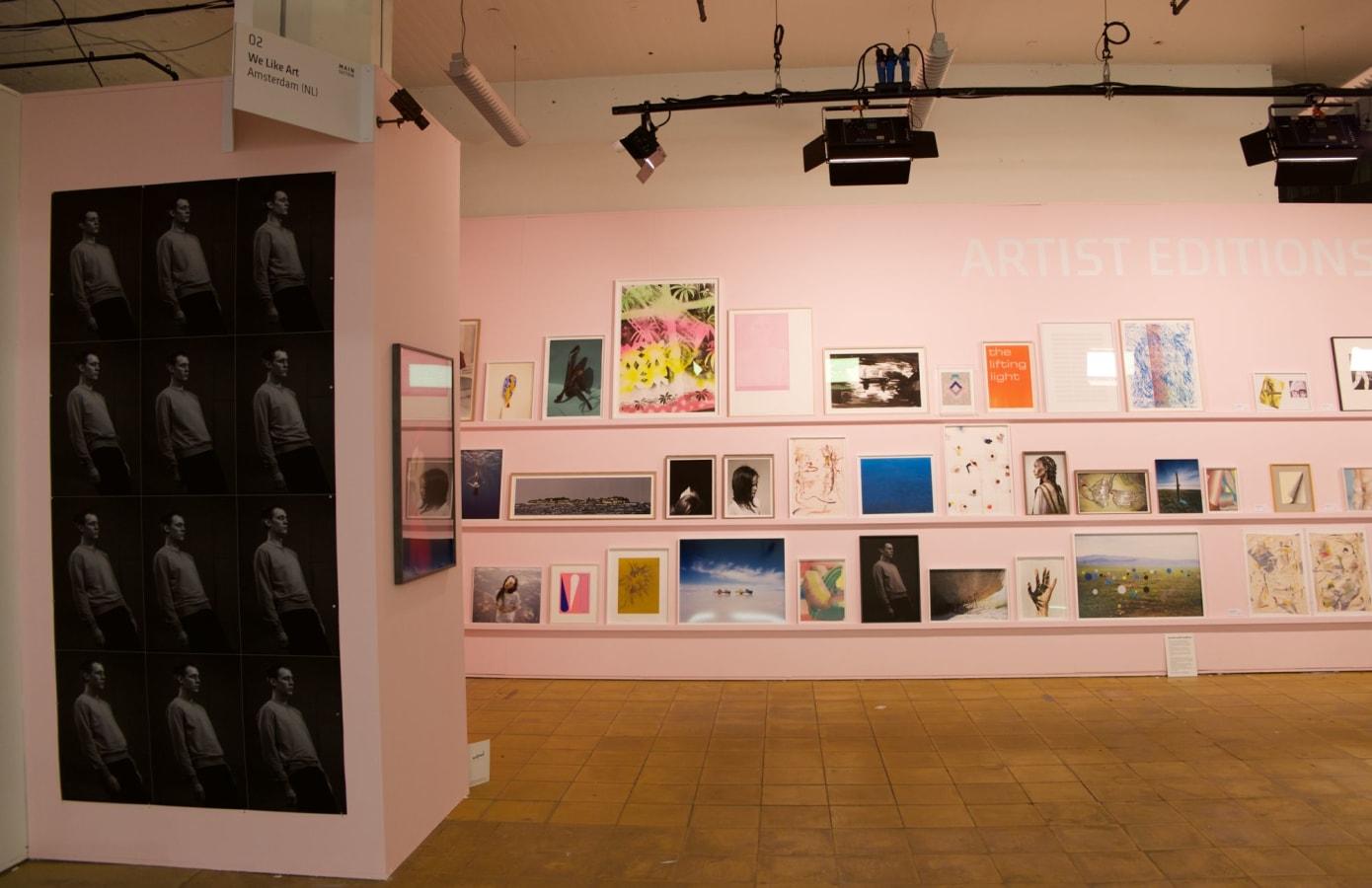We Like Art @ Art Rotterdam 2019, Jasper Hagenaar, Bas van den Hurk, Heringa / Van Kalsbeek, Maria Roosen, Koen Vermeule,