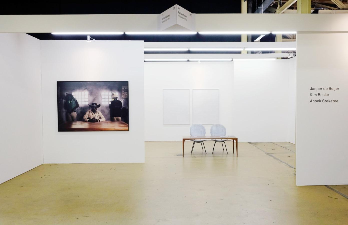 Art Rotterdam 2019, Jasper de Beijer, Kim Boske, Erwin Olaf, Anoek Steketee,