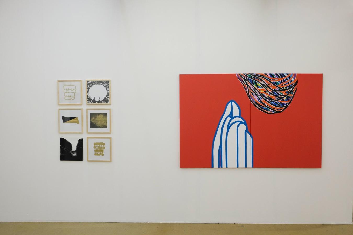 Art Rotterdam 2019, Frédéric Coché, Dominique Dehais, Laurent Fiévet, Natasja van Kampen, Soo-Kyoung Lee, Jérôme Touron,