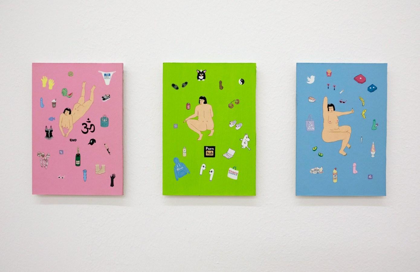 Art Rotterdam 2019, Paola Ciarska,