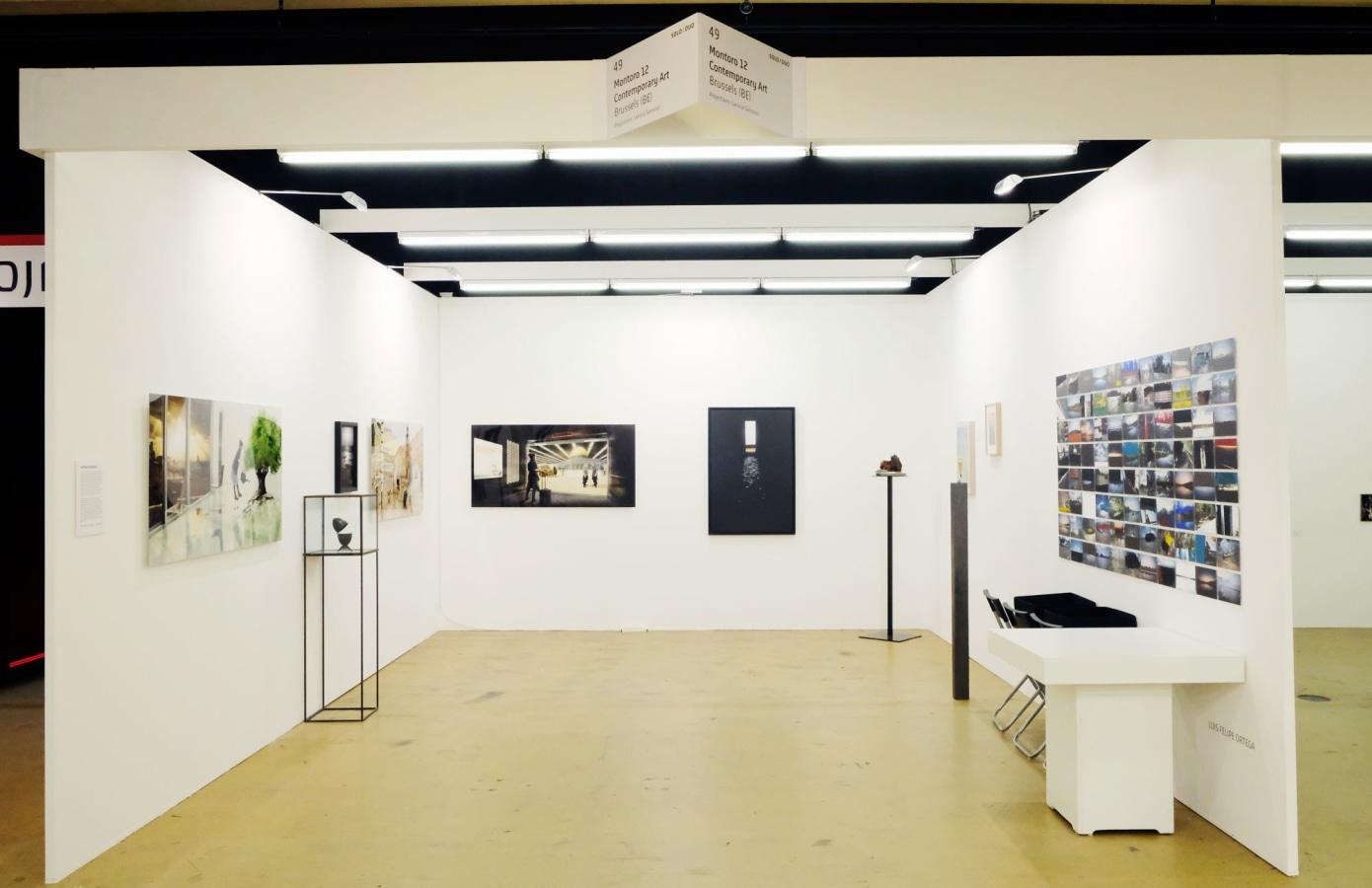 Art Rotterdam 2019, Luis Felipe Ortega, Larissa Sansour,