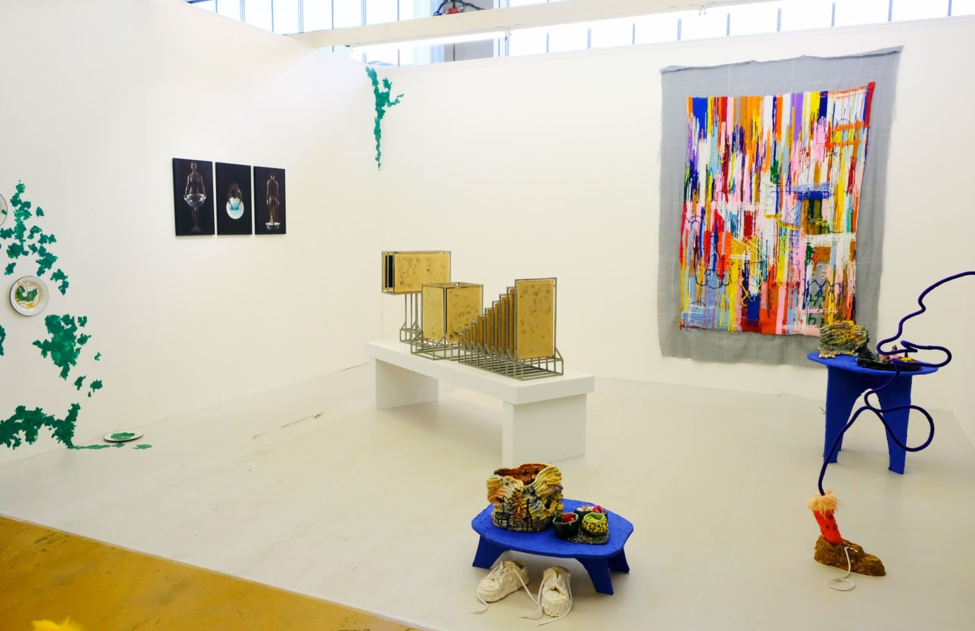 Art Rotterdam 2019, Majid Biglari, Afra Eisma, Buhlebezwe Siwani,