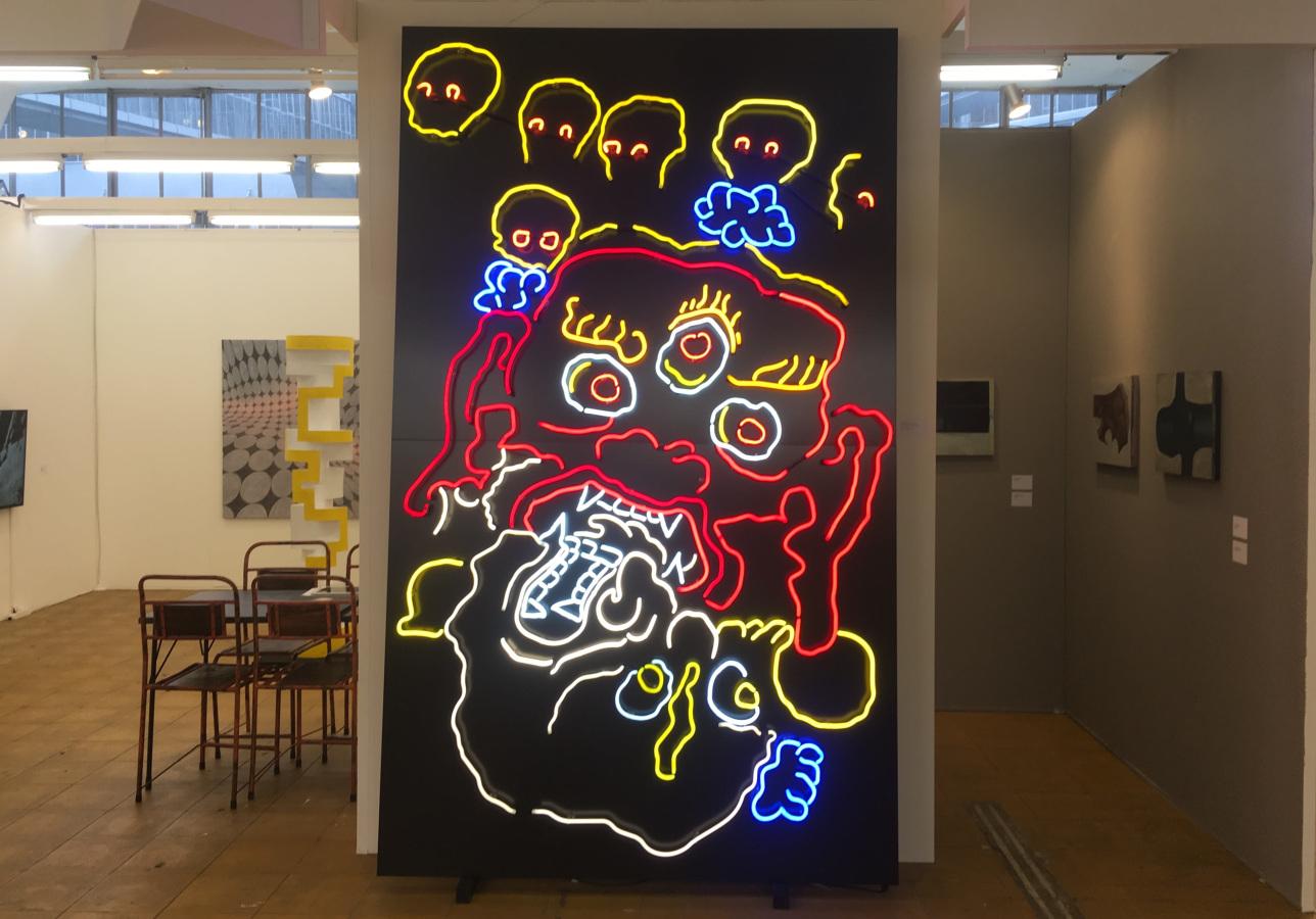 Art Rotterdam 2019, Athanasios Argianas, Jake & Dinos Chapman, Shezad Dawood, Desiree Dolron, Andreas Kassapis, Thomas van Linge, Peter Schuyff,