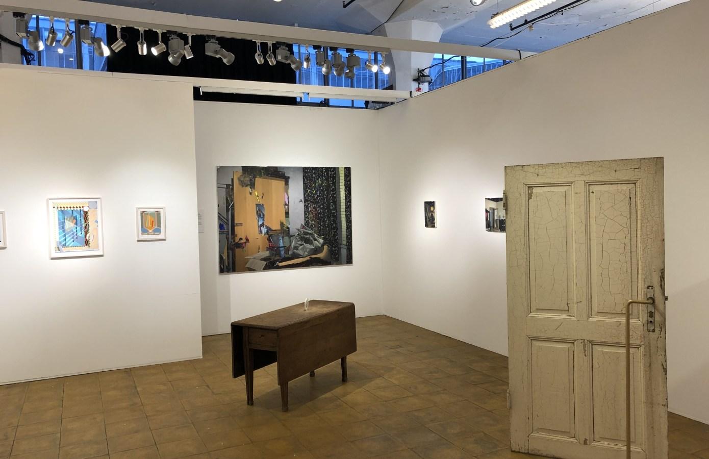 Art Rotterdam 2019, Robert Bartra, Carlos Sagrera, Matthias Schaareman,