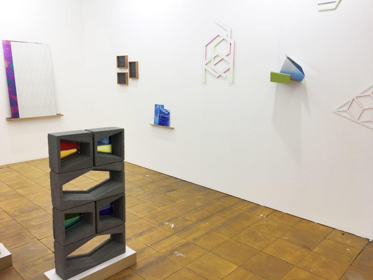 Art Rotterdam 2019, Yasmin Alt, Angelika Schori, Vera Isler †,