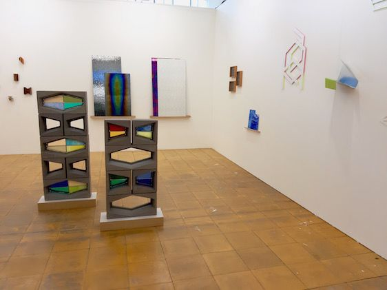 Art Rotterdam 2019, Geoffrey de Beer, Denie Put,