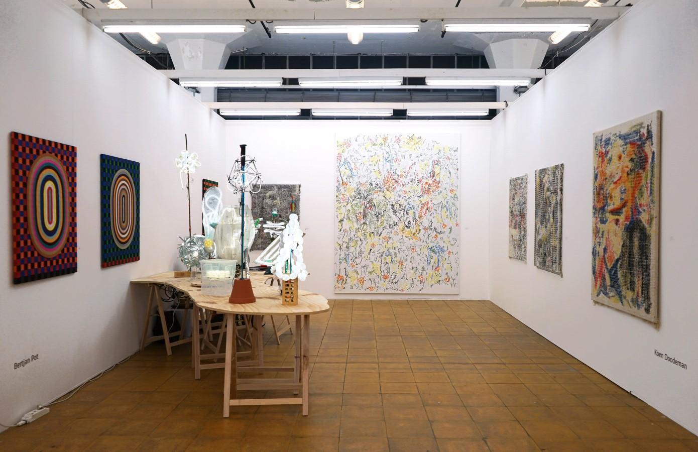 Art Rotterdam 2019, Koen Doodeman, Bertjan Pot,