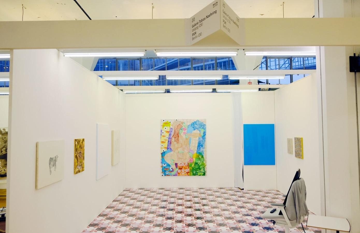 Art Rotterdam 2019, Catherine Biocca, Nadira Husain,