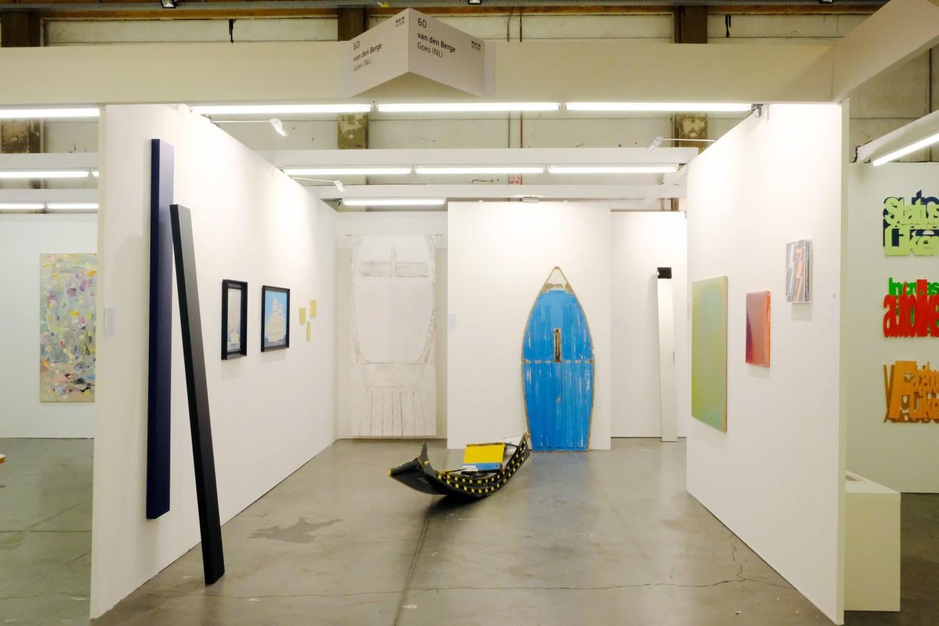 Art Rotterdam 2019, Harry Markusse, Jan van Munster, Jus Juchtmans, P.B. Van Rossem, Shawn Stipling, Tamara Dees,