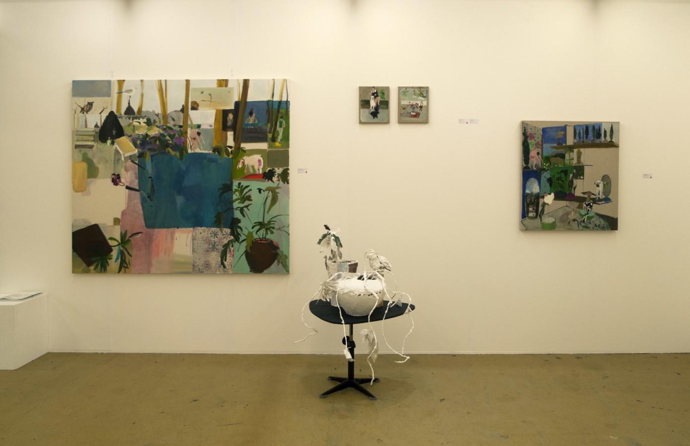 Art Rotterdam 2019, Andrea Freckmann,