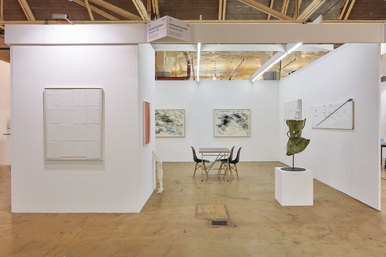 Art Rotterdam 2019, Daniëlle van Ark, Fernando Sánchez Castillo, Ricardo van Eyk, Paul Kooiker, Cristina Lucas, Chaim van Luit, Dieuwke Spaans, Maya Watanabe,