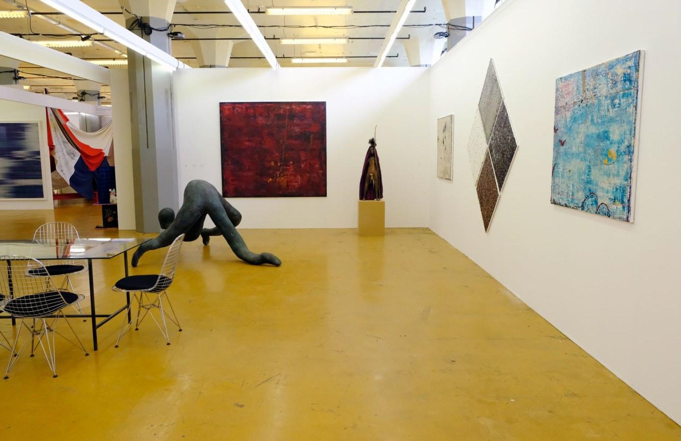 Art Rotterdam | 2019, Henk Visch, Ronald Zuurmond,