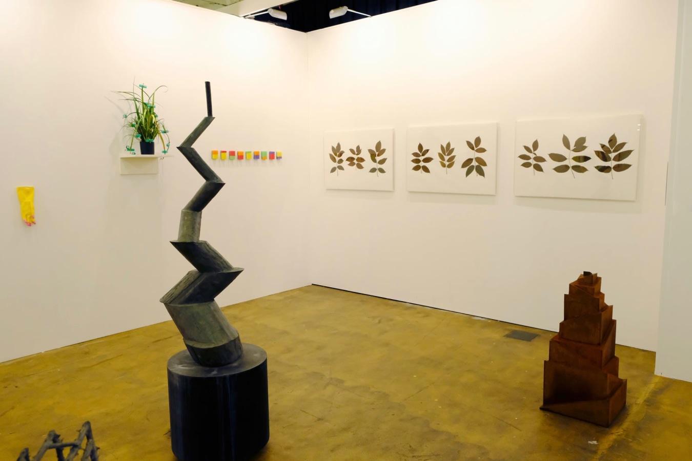 Art Rotterdam 2019, Sjoerd Buisman, Guido Geelen, Michael Johansson, Willy de Sauter, D.D. Trans,