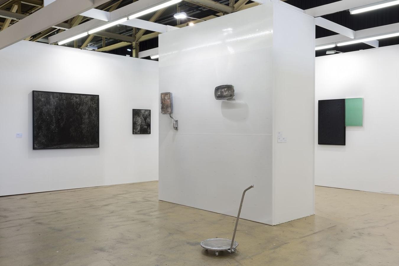 Art Rotterdam 2019, Ed van der Elsken, Awoiska van der Molen, Antonis Pittas, Sarah van Sonsbeeck,