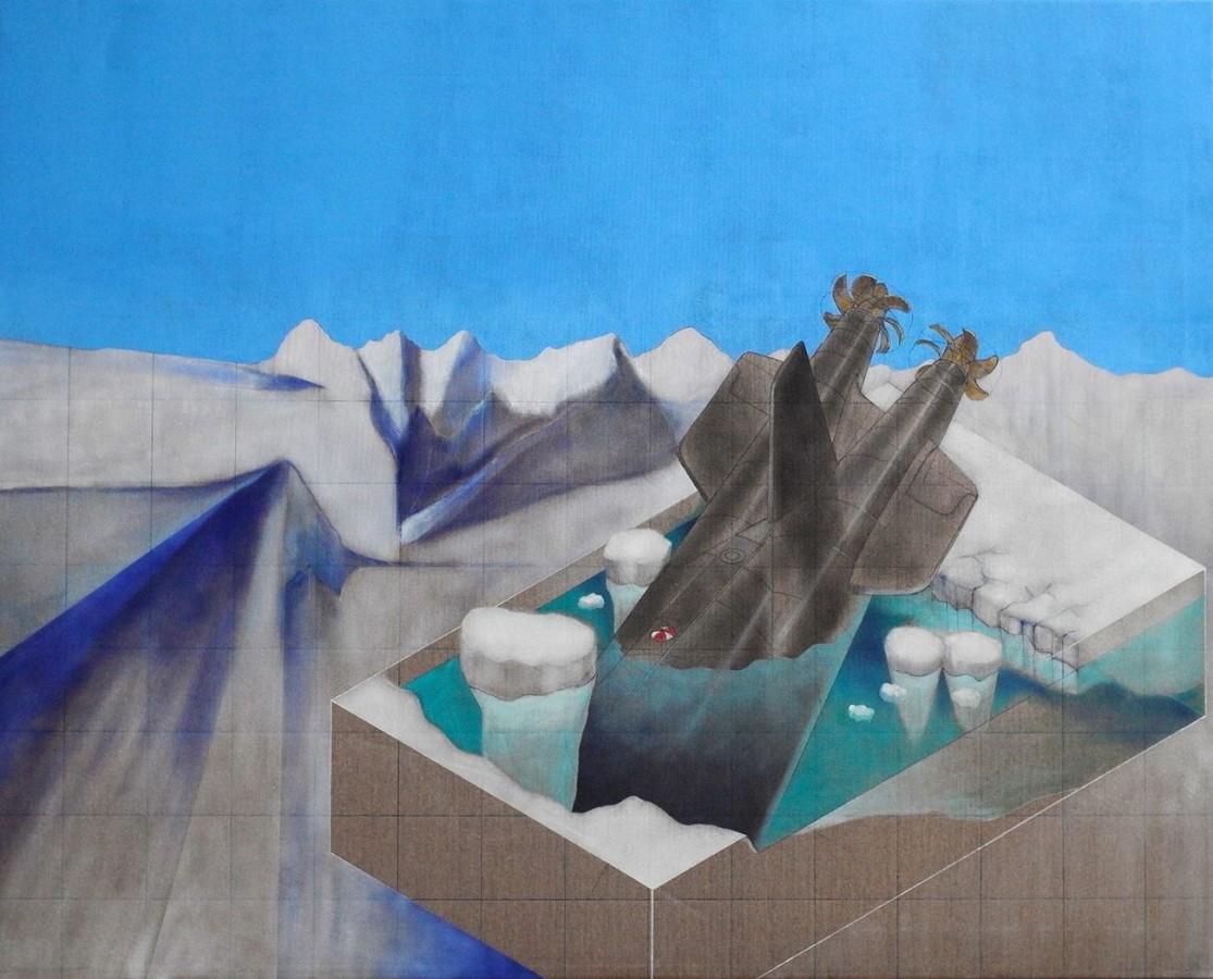 Vanishing Points, Raymond Barion,