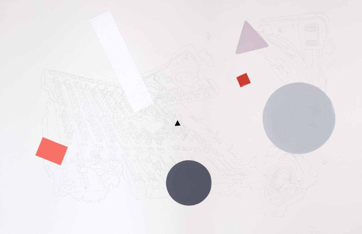 Drawing Online, Alain Declerq, Feipel & Bechameil, Susanne Ring,