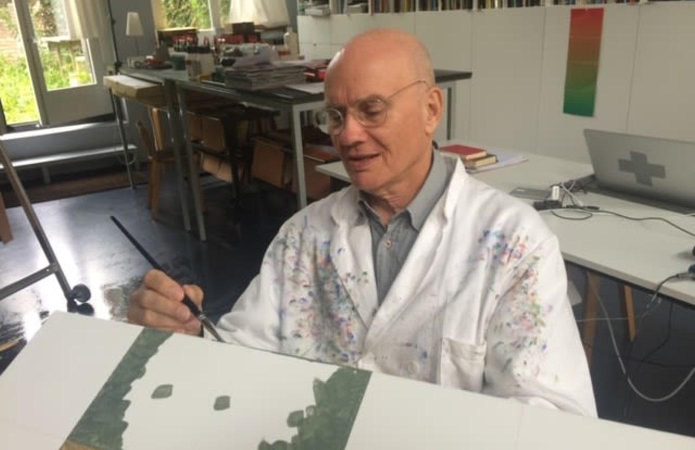 Drawing Online, Peter Struycken,
