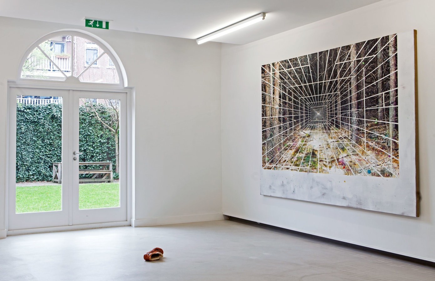 AROUND THE CORNER, Lawrence James Bailey, Jeppe Lauge,