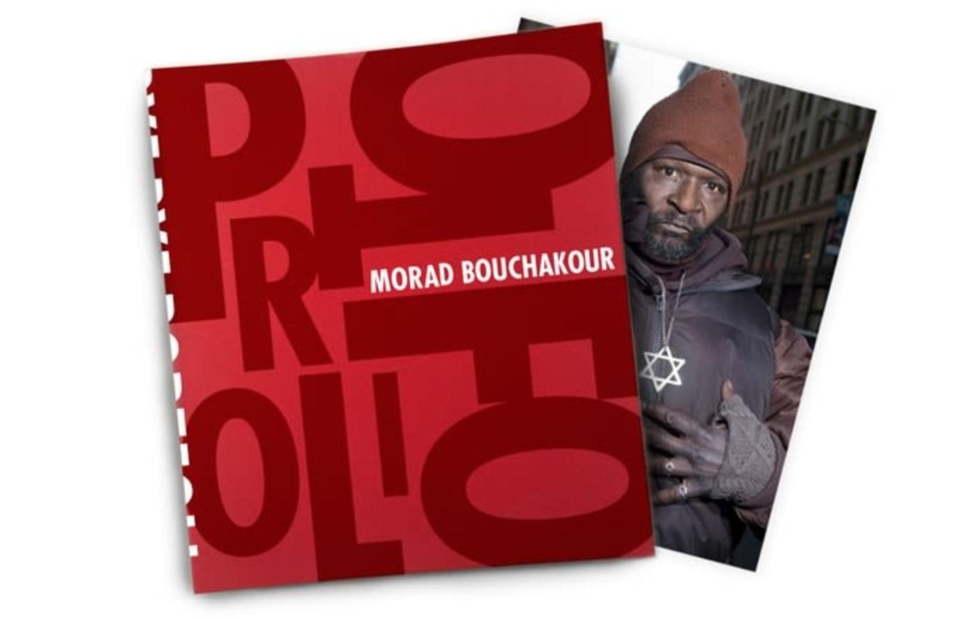 Bye Bye Portfolio, Morad Bouchakour,