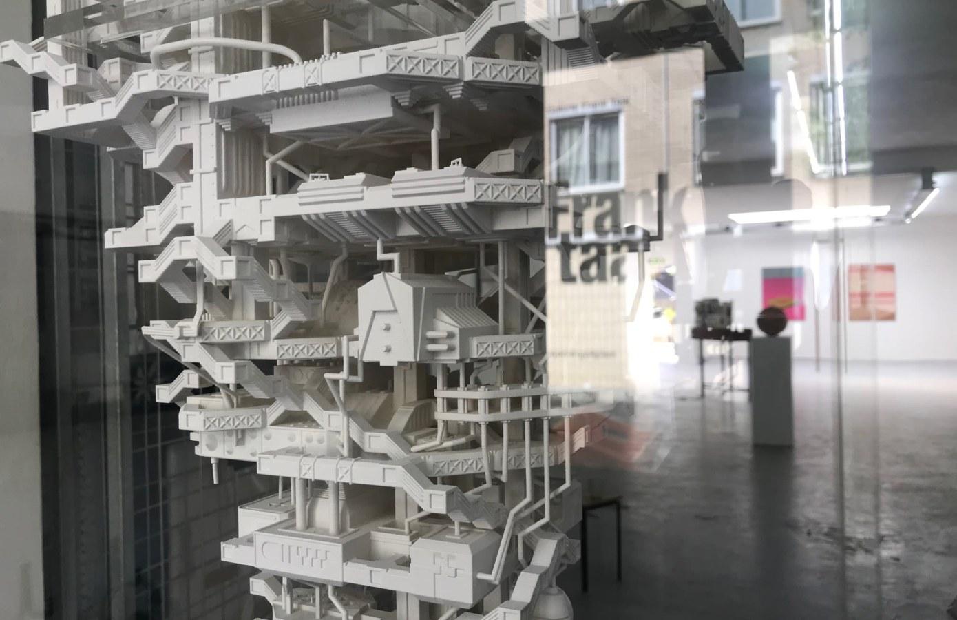 Architecture of Art, Bram Braam, Saminte Ekeland, Boris Maas, Dwight Marica, Mike Ottink, Erik Sep, Sandro Setola, Tom Woestenborghs,