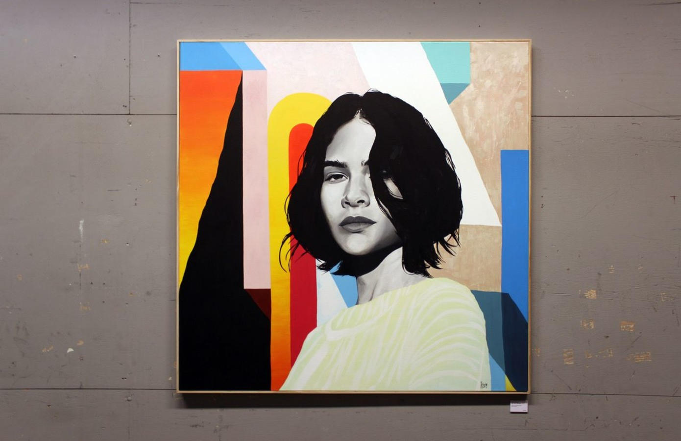 The Fragmented Portrait, Daleen Bloemers, Patricia Werneck Ribas,