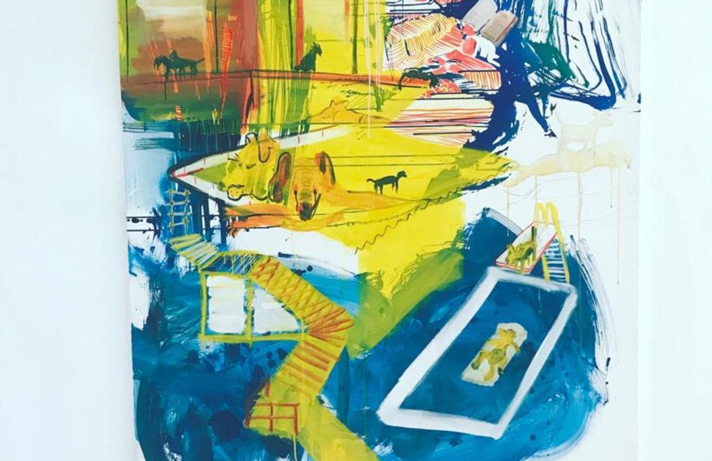 Enter Art Fair - Solo David Bade, David Bade,