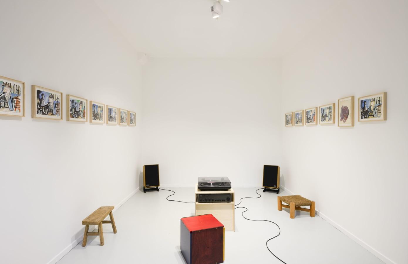 The Painter, Marijn van Kreij,