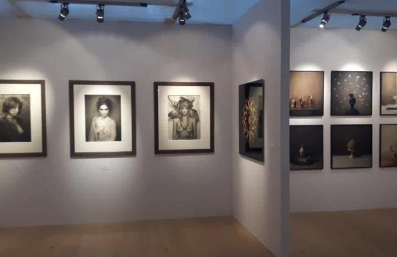 PAN Amsterdam, Marc Lagrange, Gavin Rain, Paul Rousso, Zhuang Hong Yi, Irene Zundel,
