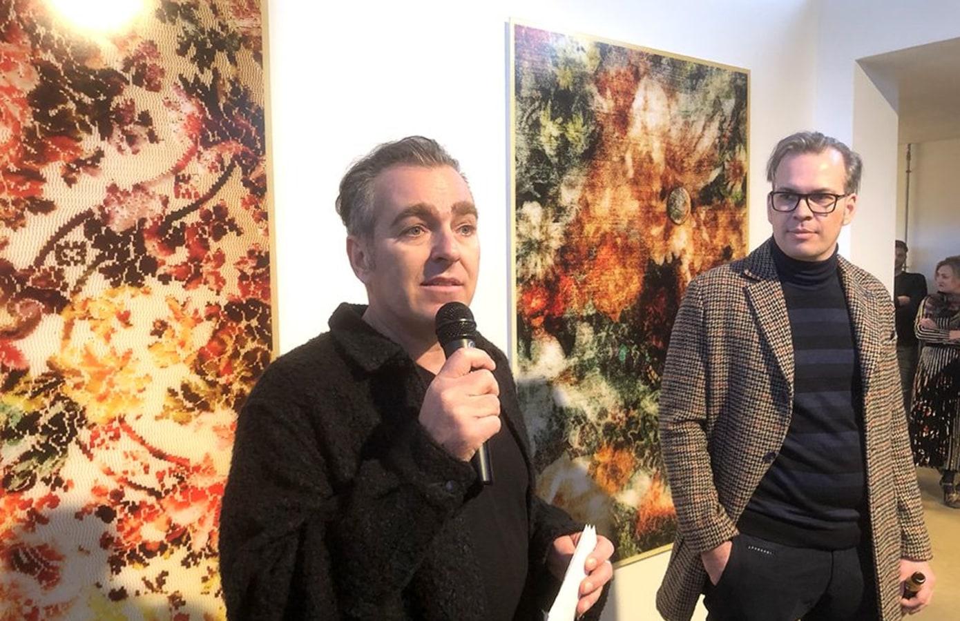 Artistic Midlife Crisis of a Storyteller @Pennings, Tom Woestenborghs,