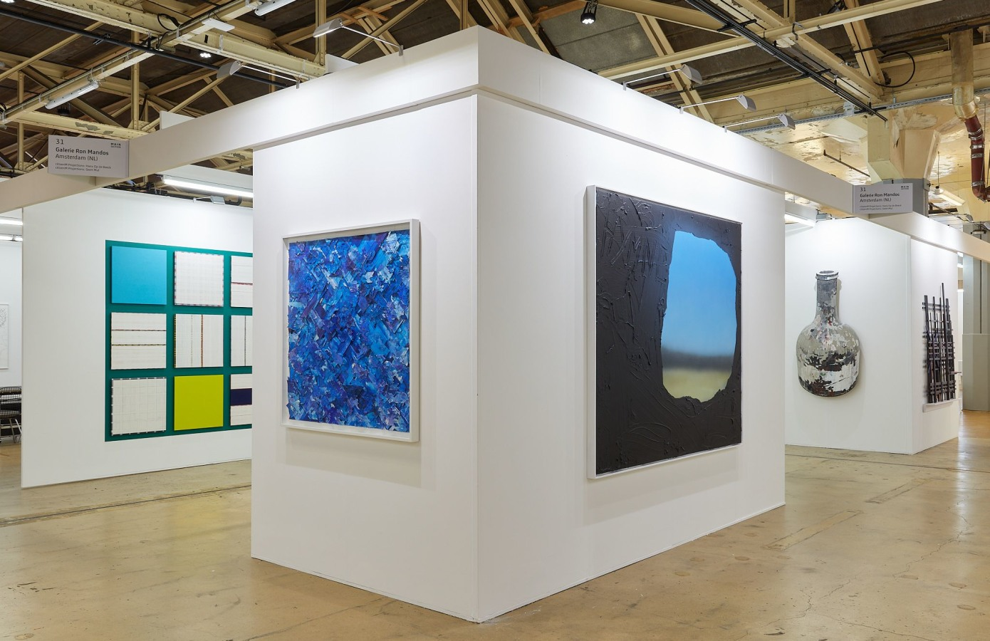 Art Rotterdam 2020, Hans Op de Beeck, Ron van der Ende, Kendell Geers, Lieven Hendriks, Remy Jungerman, Geert Mul, Boris Tellegen, Levi van Veluw, Bouke de Vries,
