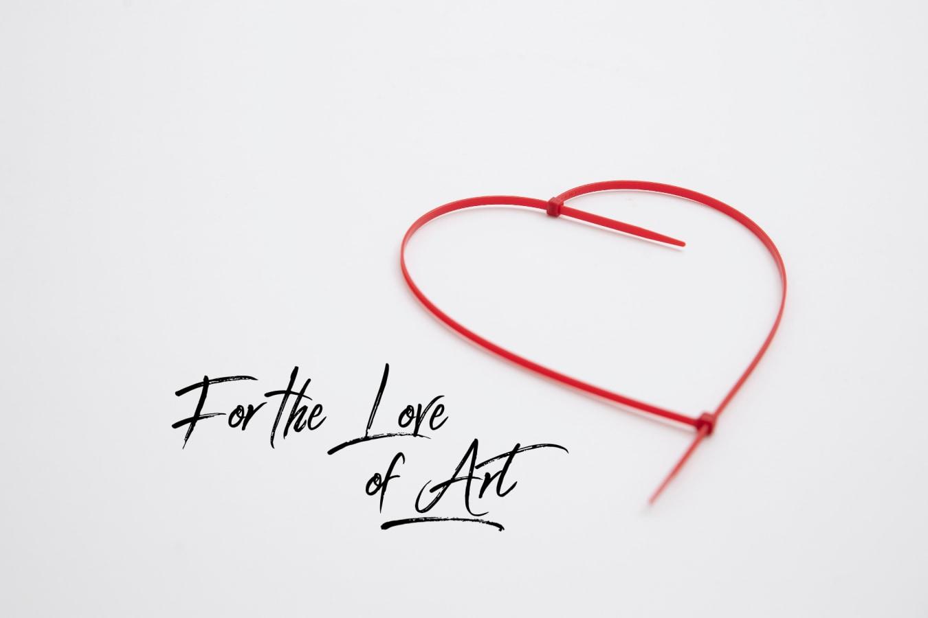 For The Love of Art, Bob Bonies, Frank Halmans, Michel Hoogervorst, Joncquil, Reinier Lagendijk, Reinoud Oudshoorn, D.D. Trans, Warffemius, Johan de Wit,