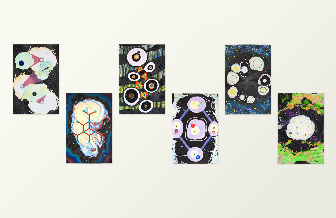 Fabric of Reality, Simone Albers,