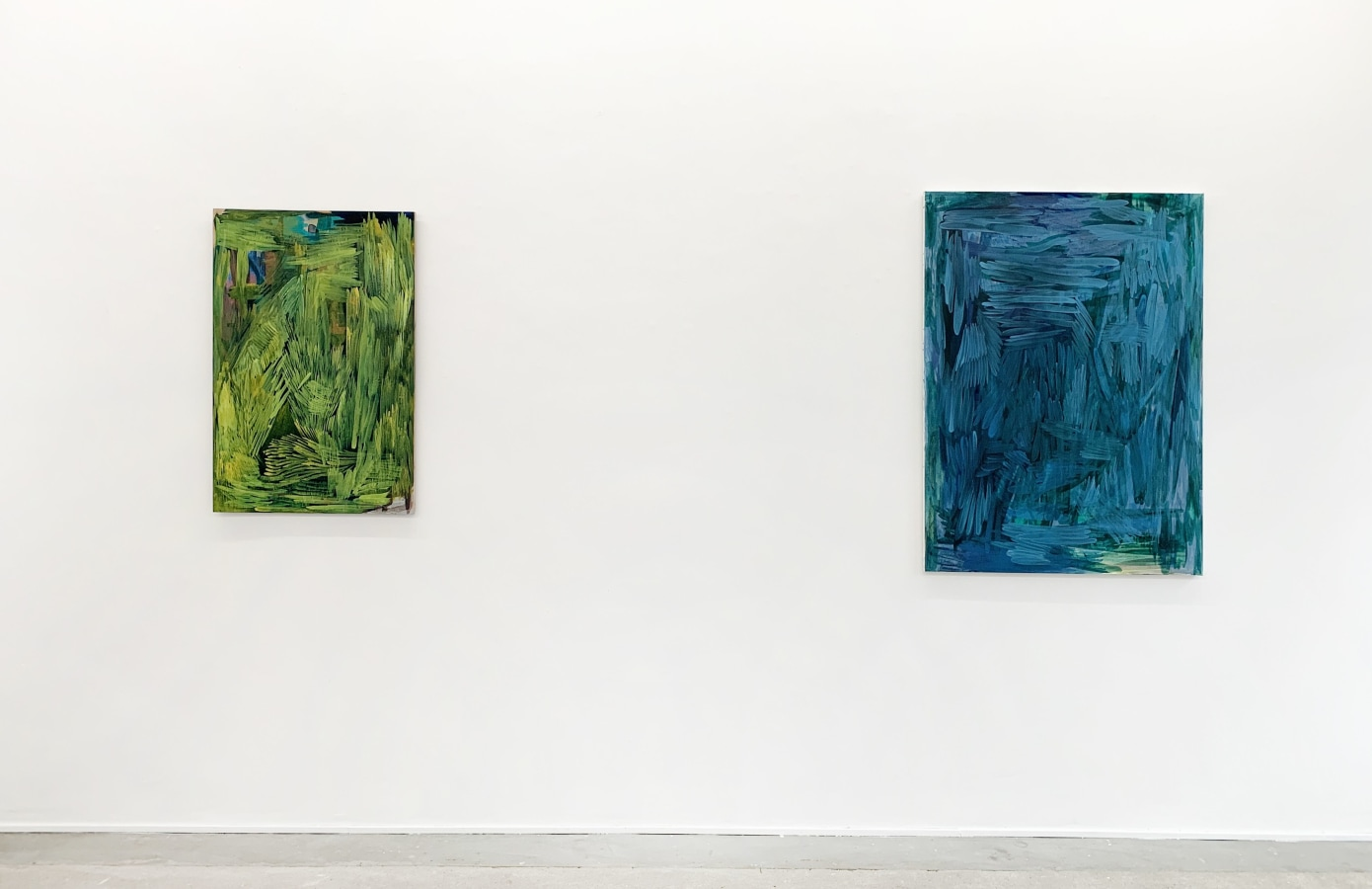 glass-blue days, Rob Johannesma,