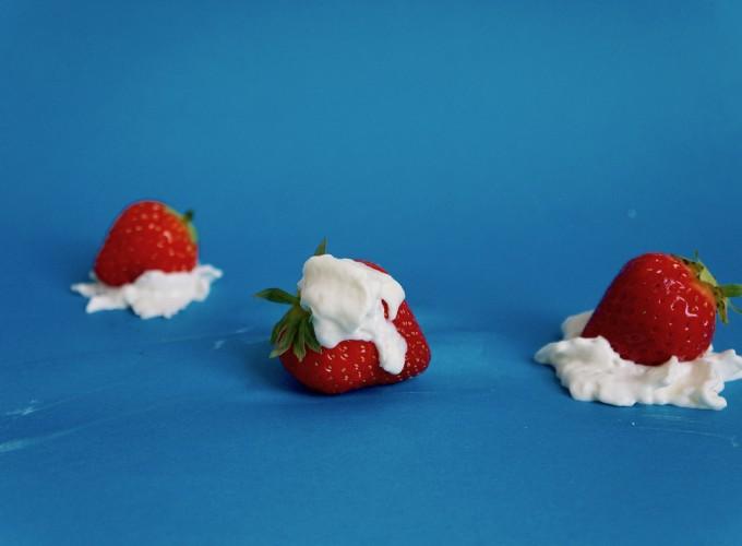 Erdbeeren mit sahne, Ossip,