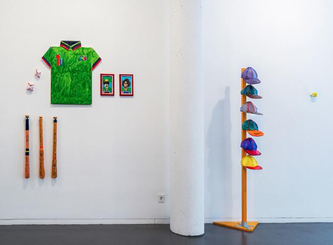 Sports memorabilia, signed & everything, Dina Danish,