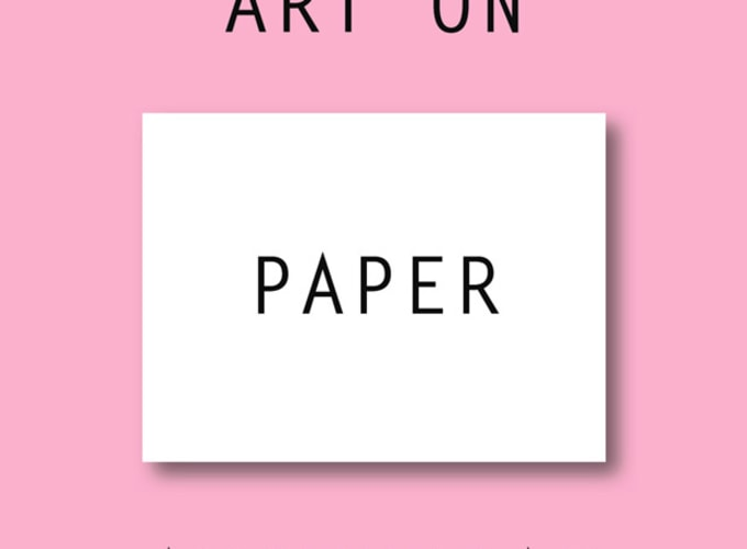 Art on Paper, Alexandra Roozen,
