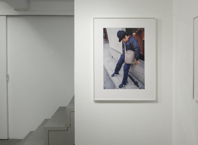 Sidewalks, Ed van der Elsken,