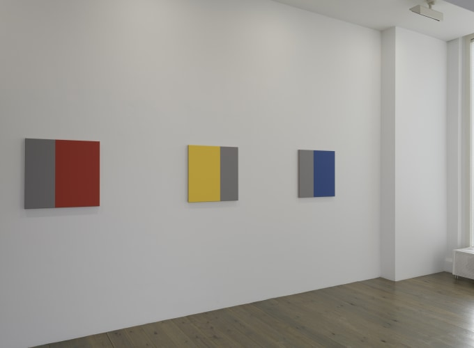 In Search of Red, Yellow and Blue, Steven Aalders,