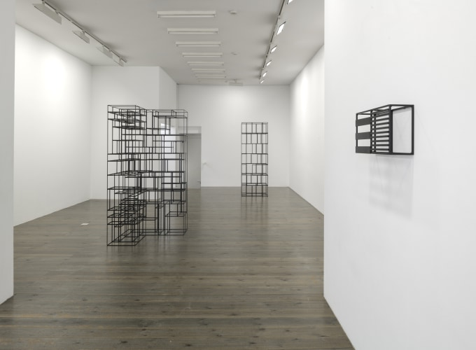 Wall, Corner, ..., Michael Jacklin,