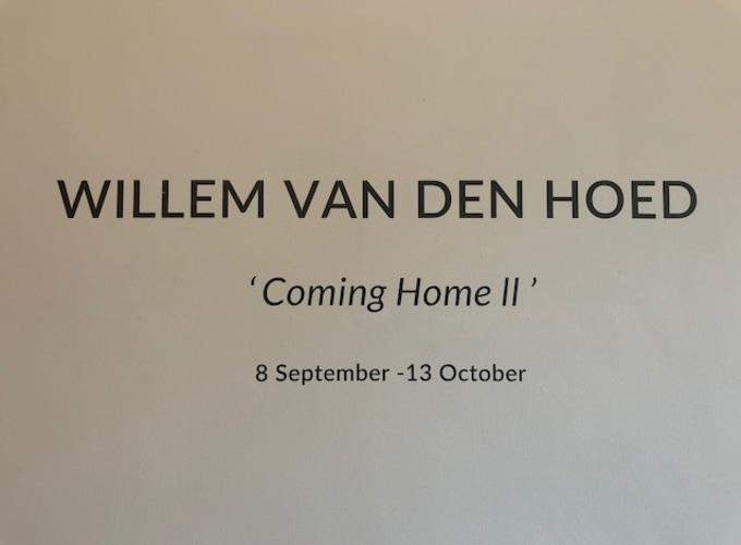Coming Home II, Willem van den Hoed,